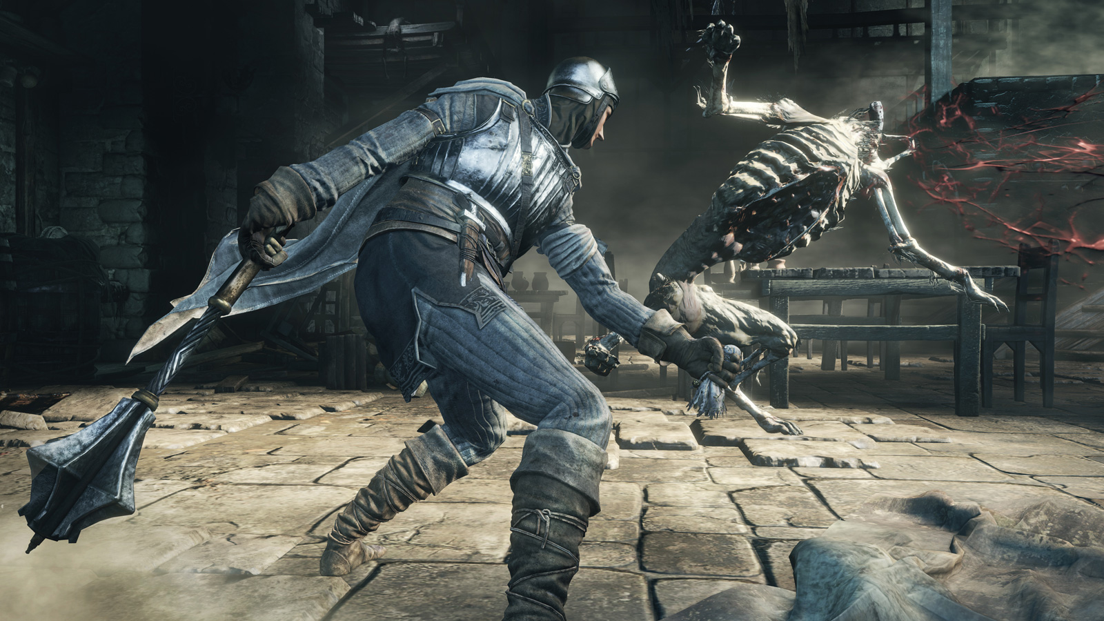 Everything we know about Dark Souls 3 Equipment Slots and Infusions