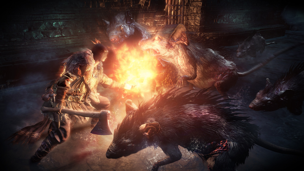 Everything we know about Dark Souls 3 Equipment Upgrades and Respeccing