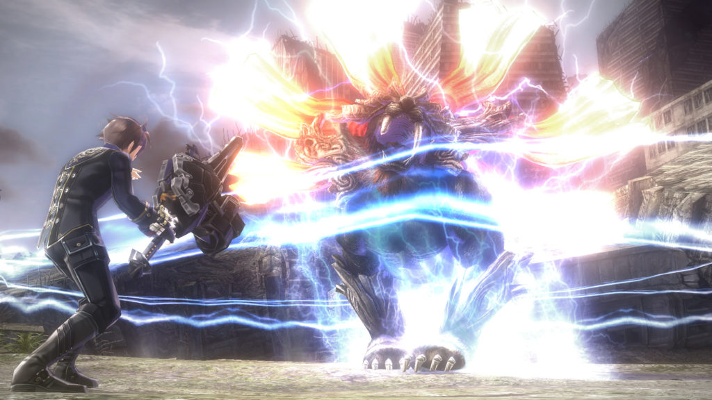 Image result for GOD EATER 2: RAGE BURST