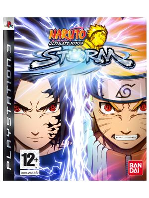 Naruto Ultimate Ninja Storm packshot