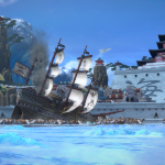 Marineford Frozen Sea